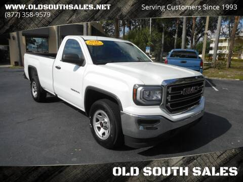 2018 GMC Sierra 1500 for sale at OLD SOUTH SALES in Vero Beach FL