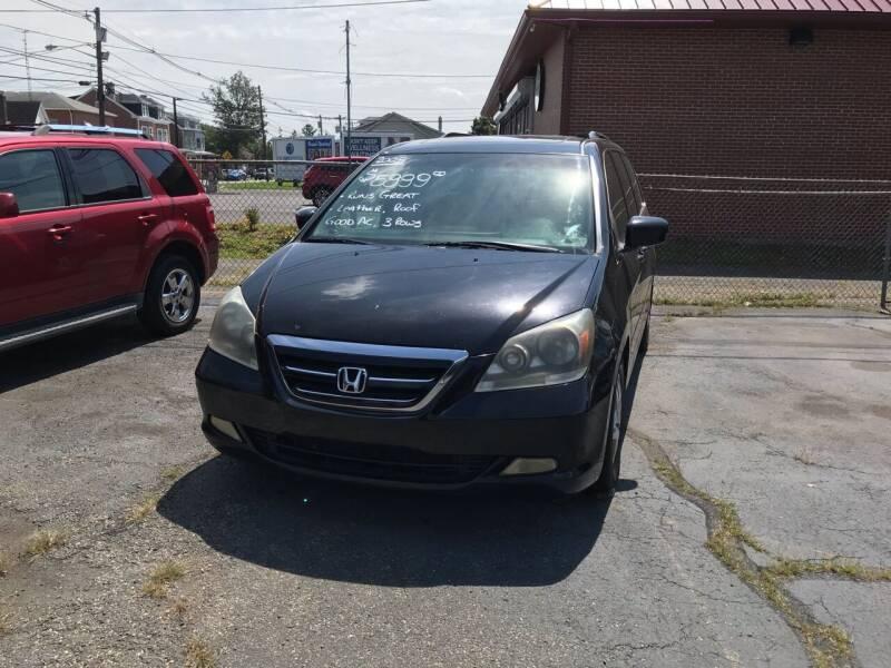 2005 Honda Odyssey for sale at Chambers Auto Sales LLC in Trenton NJ