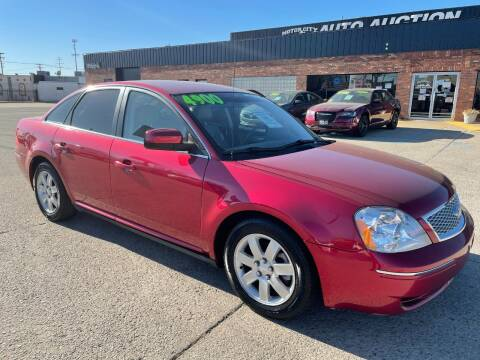 2007 Ford Five Hundred for sale at Motor City Auto Auction in Fraser MI