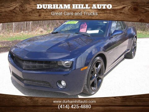2011 Chevrolet Camaro for sale at Durham Hill Auto in Muskego WI