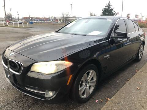 2012 BMW 5 Series for sale at 5 STAR MOTORS 1 & 2 - 5 STAR MOTORS in Louisville KY