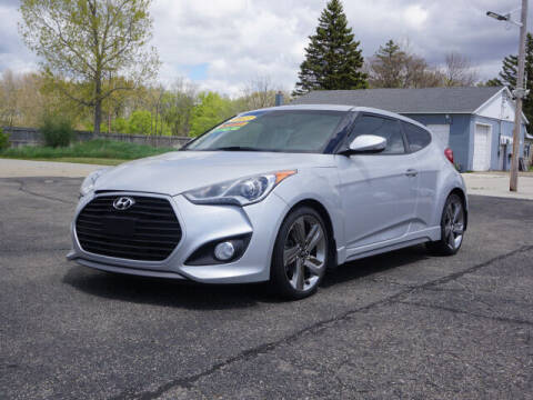2015 Hyundai Veloster for sale at Royal AutoTec in Battle Creek MI