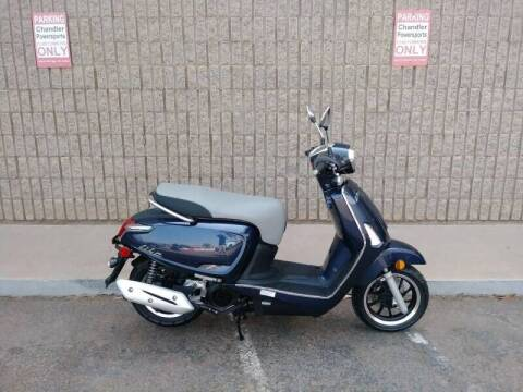 2019 Kymco Like 150i ABS for sale at Chandler Powersports in Chandler AZ