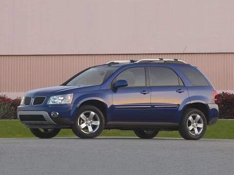 2008 Pontiac Torrent for sale at Sundance Chevrolet in Grand Ledge MI