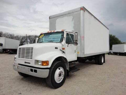 2001 International 4700 for sale at Regio Truck Sales in Houston TX