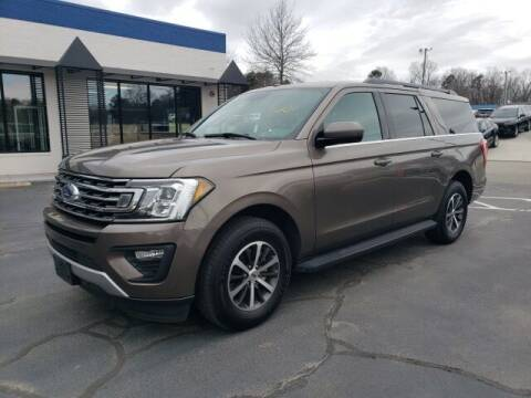 2019 Ford Expedition MAX for sale at Impex Auto Sales in Greensboro NC