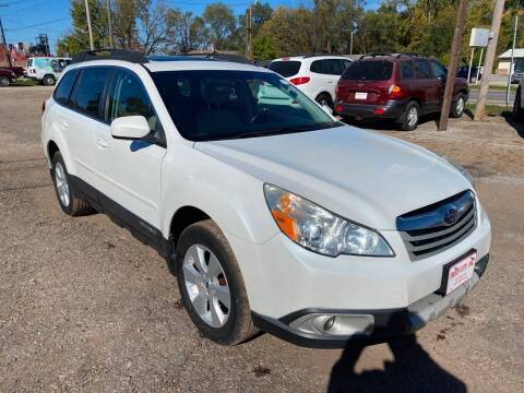 2012 Subaru Outback for sale at Truck City Inc in Des Moines IA