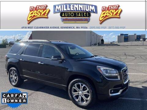 2013 GMC Acadia for sale at Millennium Auto Sales in Kennewick WA