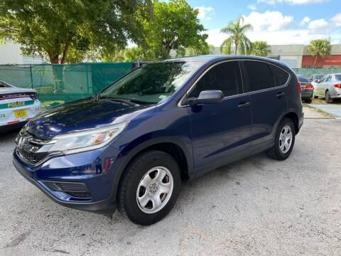 2015 Honda CR-V for sale at Florida Automobile Outlet in Miami FL