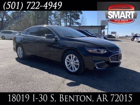 2018 Chevrolet Malibu for sale at Smart Auto Sales of Benton in Benton AR