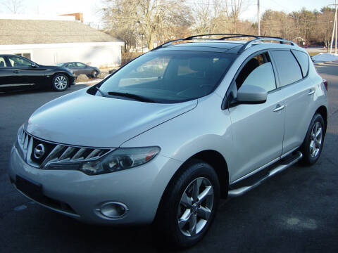 2010 Nissan Murano for sale at North South Motorcars in Seabrook NH