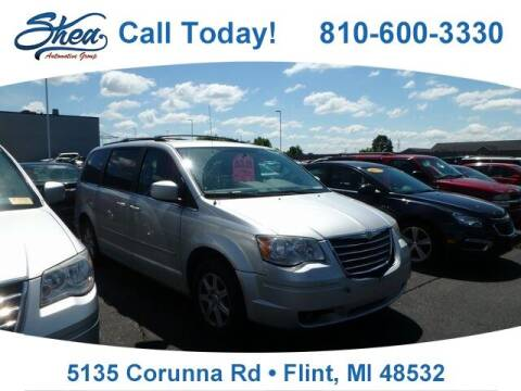 2010 Chrysler Town and Country for sale at Jamie Sells Cars 810 - Linden Location in Flint MI