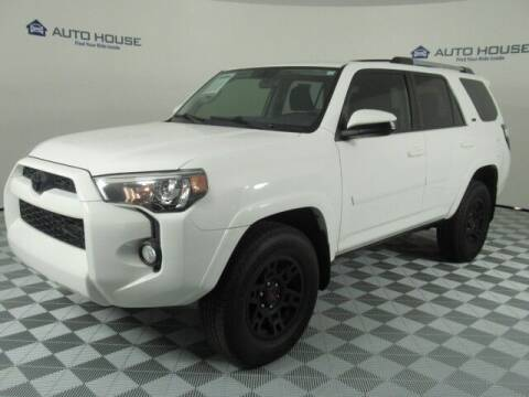 2019 Toyota 4Runner for sale at AUTO HOUSE TEMPE in Tempe AZ