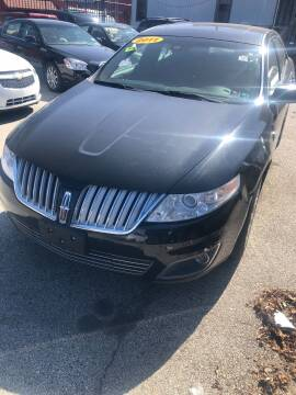 2011 Lincoln MKS for sale at Z & A Auto Sales in Philadelphia PA