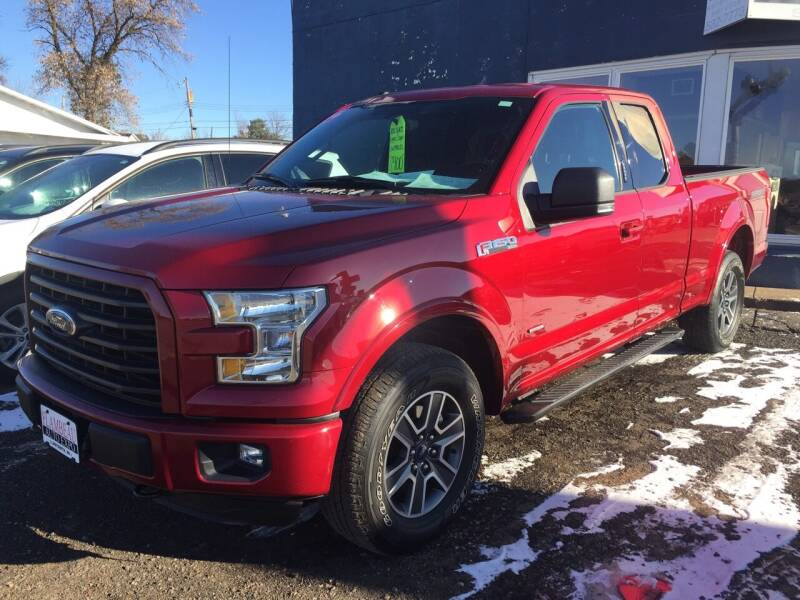2016 Ford F-150 for sale at Flambeau Auto Expo in Ladysmith WI