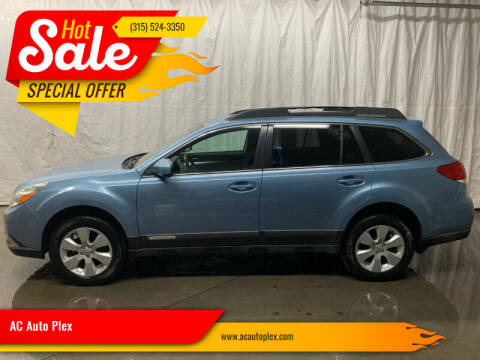 2011 Subaru Outback for sale at AC Auto Plex in Ontario NY