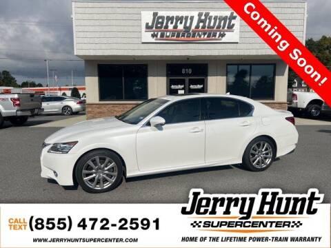 2014 Lexus GS 350 for sale at Jerry Hunt Supercenter in Lexington NC
