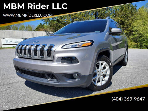 2015 Jeep Cherokee for sale at MBM Rider LLC in Alpharetta GA