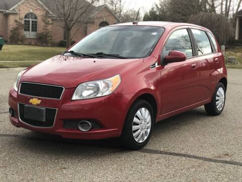 2011 Chevrolet Aveo for sale at Five Star Auto Group in North Canton OH