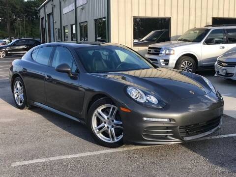 2015 Porsche Panamera for sale at Premium Auto Group in Humble TX