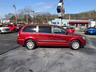 2015 Chrysler Town and Country for sale at Howard Johnson's  Auto Mart, Inc. in Hot Springs AR