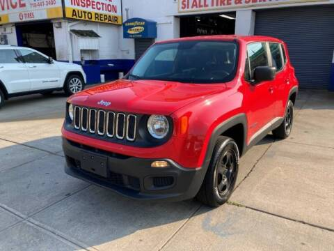 2017 Jeep Renegade for sale at US Auto Network in Staten Island NY