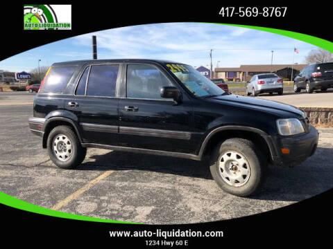 2001 Honda CR-V for sale at Auto Liquidation in Republic MO