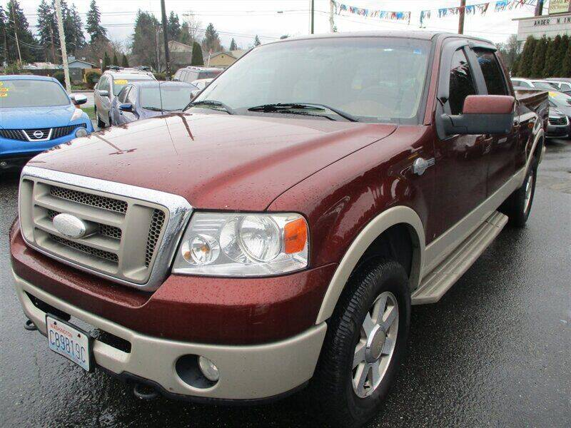 2007 Ford F-150 for sale at GMA Of Everett in Everett WA