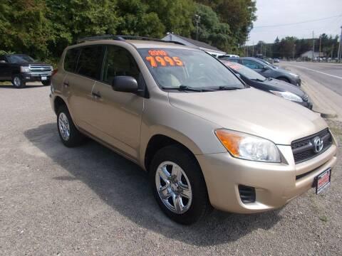2010 Toyota RAV4 for sale at Dansville Radiator in Dansville NY