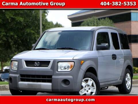2005 Honda Element for sale at Carma Auto Group in Duluth GA