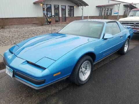 1988 Pontiac Firebird for sale at AUTO BROKER CENTER in Lolo MT