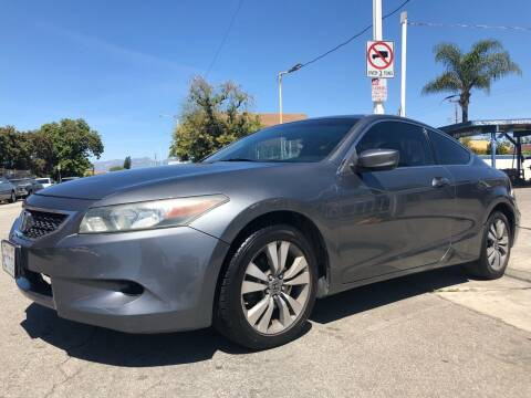 2008 Honda Accord for sale at Olympic Motors in Los Angeles CA