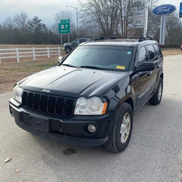 2006 Jeep Grand Cherokee for sale at MBM Auto Sales and Service in East Sandwich MA