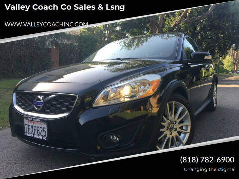 2011 Volvo C30 for sale at Valley Coach Co Sales & Lsng in Van Nuys CA