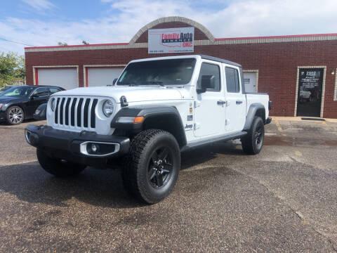 2021 Jeep Gladiator for sale at Family Auto Finance OKC LLC in Oklahoma City OK