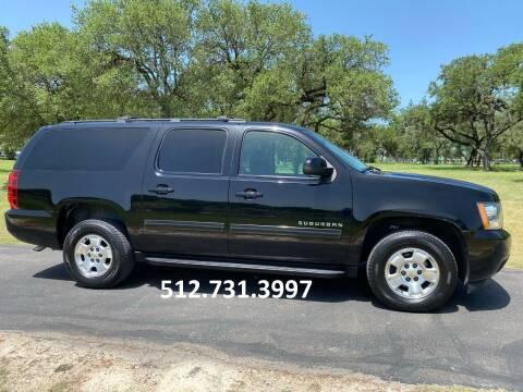 2012 Chevrolet Suburban for sale at Austin Elite Motors in Austin TX