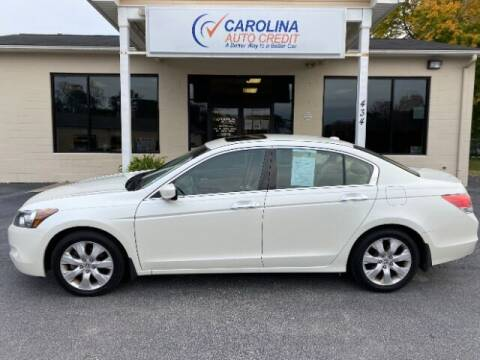 2010 Honda Accord for sale at Carolina Auto Credit in Youngsville NC