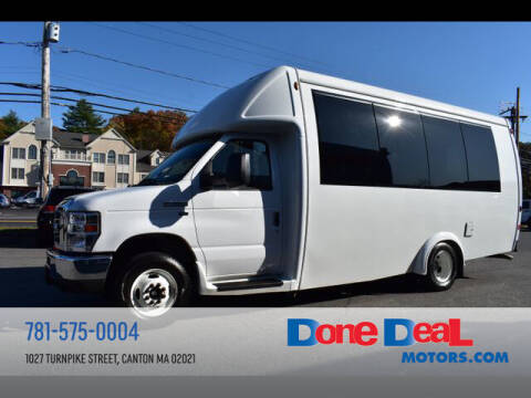 2019 Ford E-Series Chassis for sale at DONE DEAL MOTORS in Canton MA