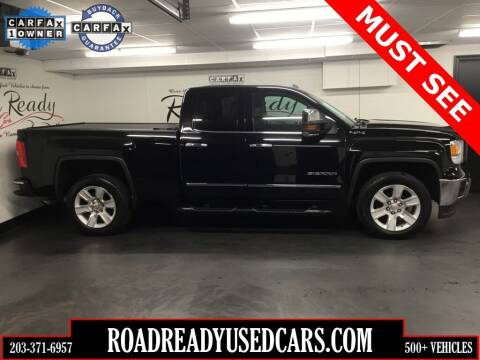 2015 GMC Sierra 1500 for sale at Road Ready Used Cars in Ansonia CT