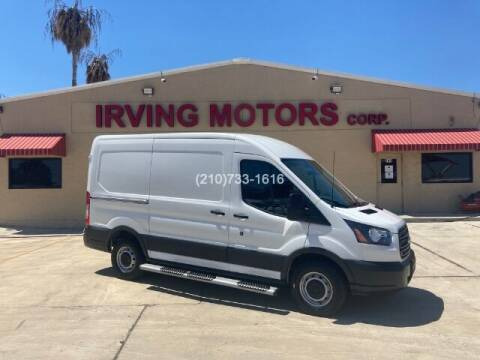 2018 Ford Transit Cargo for sale at Irving Motors Corp in San Antonio TX