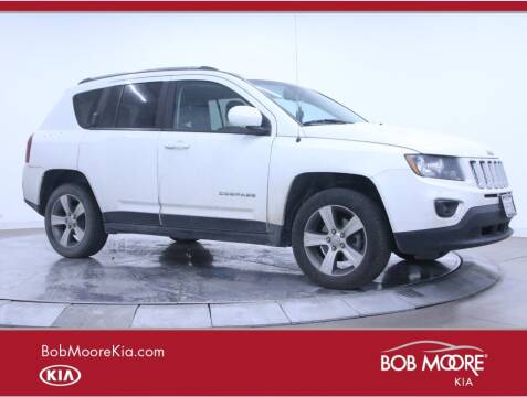 2016 Jeep Compass for sale at Bob Moore Kia in Oklahoma City OK
