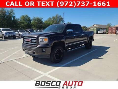 2014 GMC Sierra 1500 for sale at Bosco Auto Group in Flower Mound TX