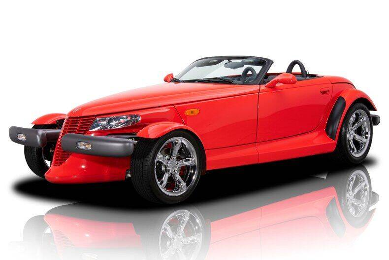 1999 Plymouth Prowler for sale in Charlotte, NC