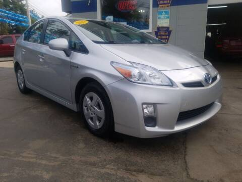 2011 Toyota Prius for sale at Fleetwing Auto Sales in Erie PA