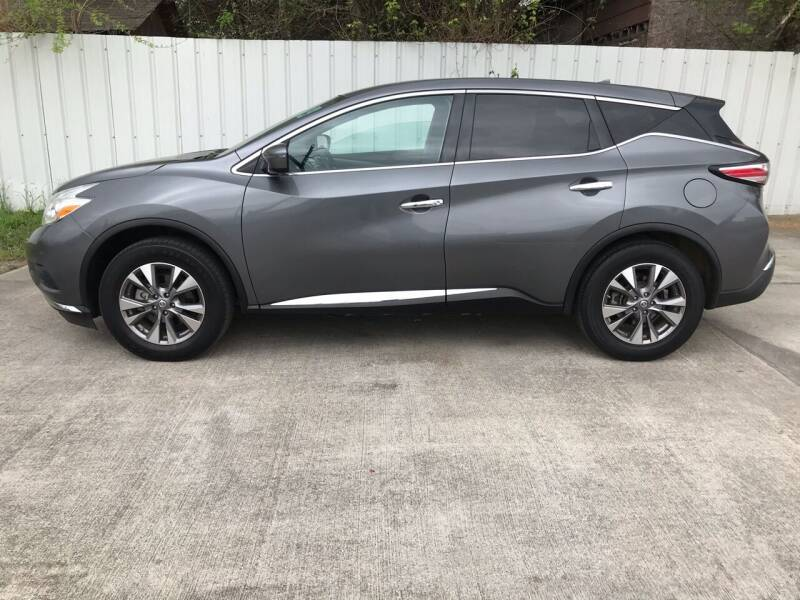 2016 Nissan Murano for sale at FREDYS CARS FOR LESS in Houston TX