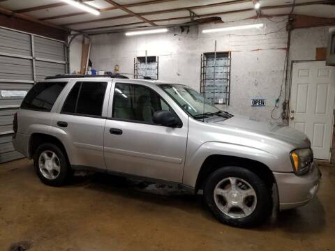 2006 Chevrolet TrailBlazer for sale at Aaron's Auto Sales in Poplar Bluff MO