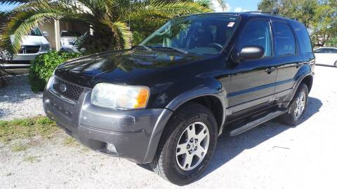 2004 Ford Escape for sale at Southwest Florida Auto in Fort Myers FL