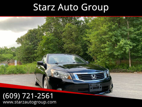 2010 Honda Accord for sale at Starz Auto Group in Delran NJ