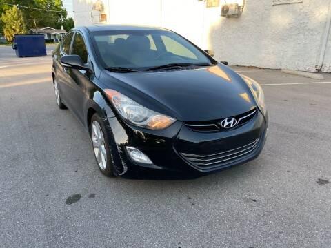 2013 Hyundai Elantra for sale at Consumer Auto Credit in Tampa FL