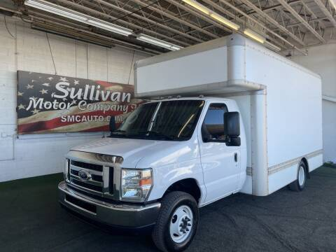 2014 Ford E-Series Chassis for sale at SULLIVAN MOTOR COMPANY INC. in Mesa AZ
